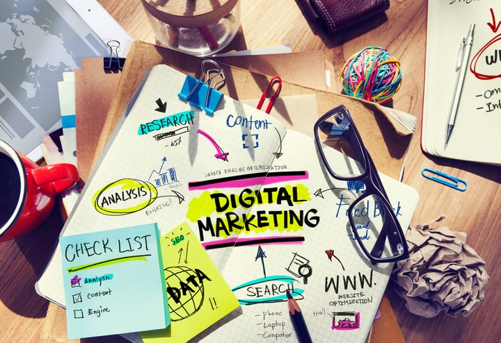 Digital marketing and PPC services in Kent